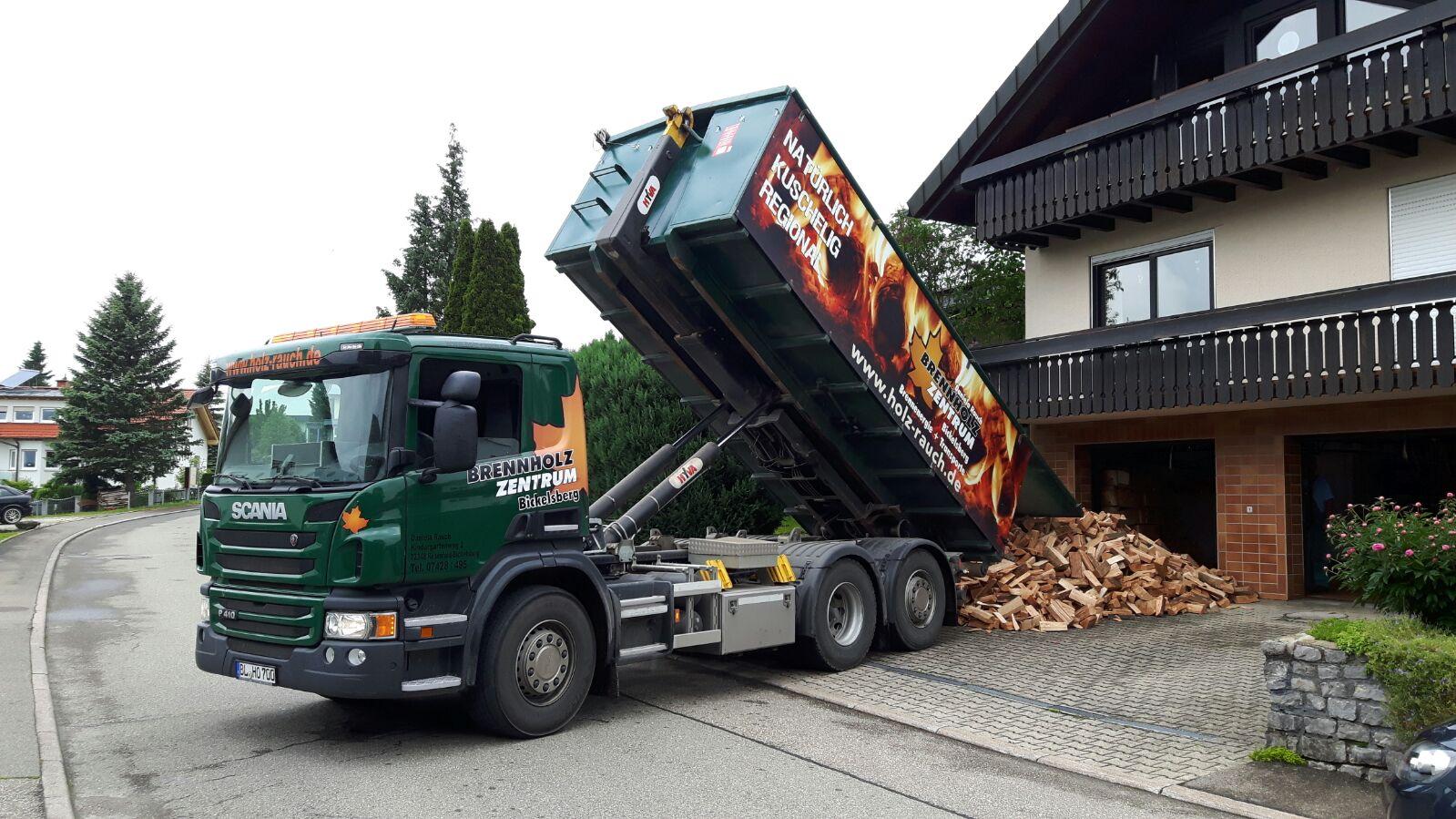 brennholz-lieferung